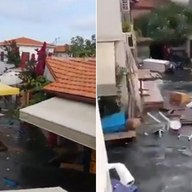 Tsunami u pokrajini Izmir