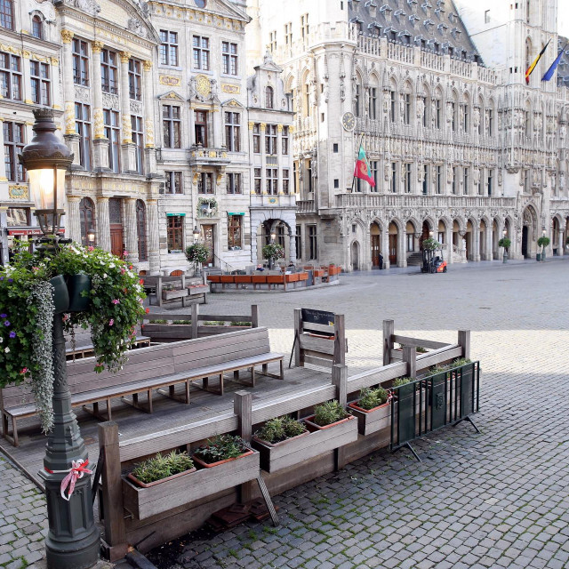 Prizor iz Bruxellesa
