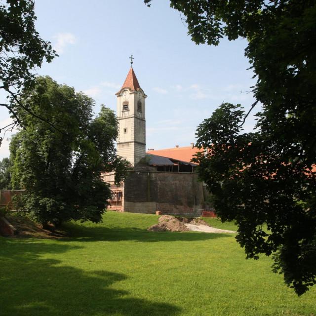 Stari grad Zrinski u Čakovcu