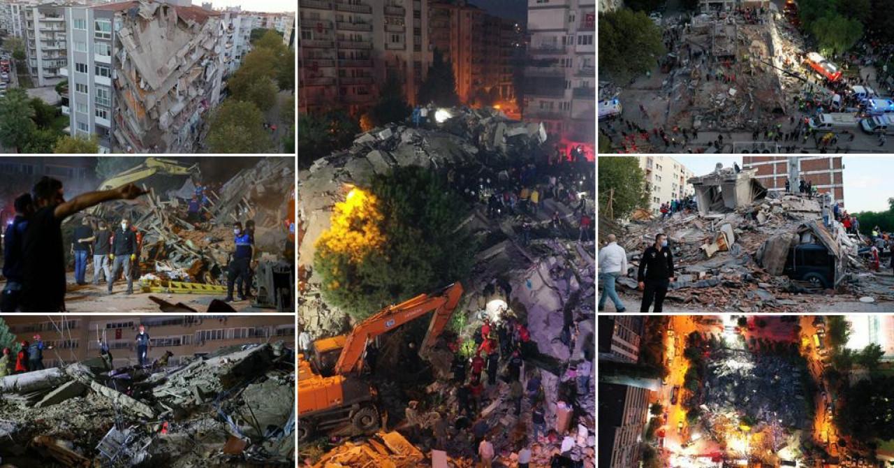 TURSKA SE NE PRESTAJE TRESTI: Zabilježeno više od 240 podrhtavanja tla, raste broj žrtava