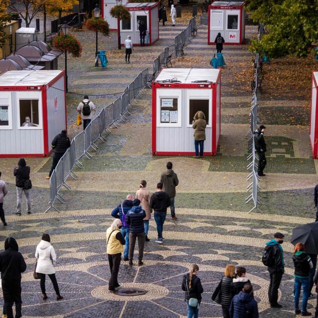 Testiranje u Bratislavi
