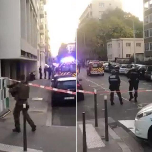 Francuska policija pretražuje ulice Lyona