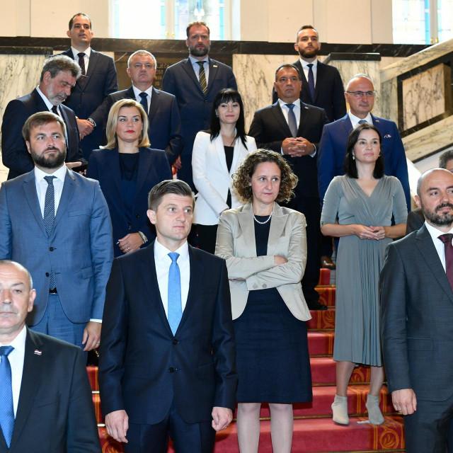 Ministri u Vladi RH