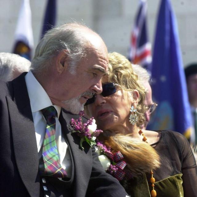 Vjenčali su se 1975. godine...