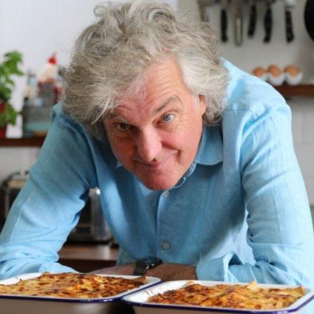 James May, emisija Oh Cook! na Amazonu Prime