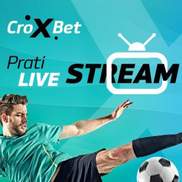 CroBet prati LiveStream