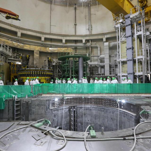 Bjeloruski nuklearni reaktori / Ilustracija