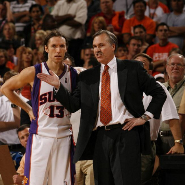 "Mike D'Antoni i Steve Nash u Phoenixu su stvorili čuvene ""seven second or less"" Sunse"
