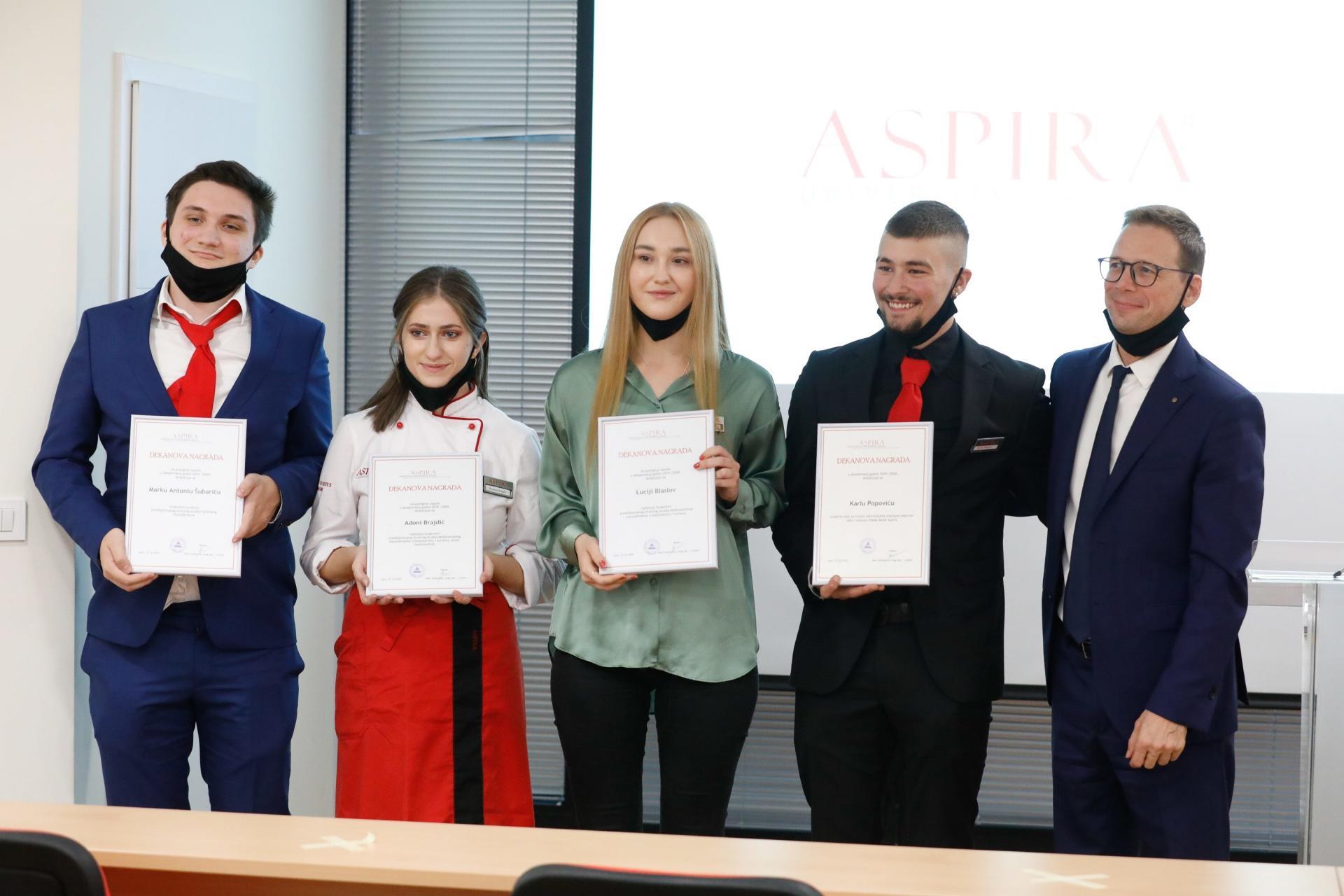 Jutarnji List Ugovor O Suradnji Između Metro Cash Carry Hrvatska I Visoke Skole Aspira