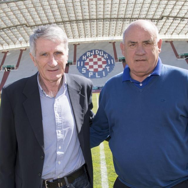 Ivan Iko Buljan i Boro Primorac