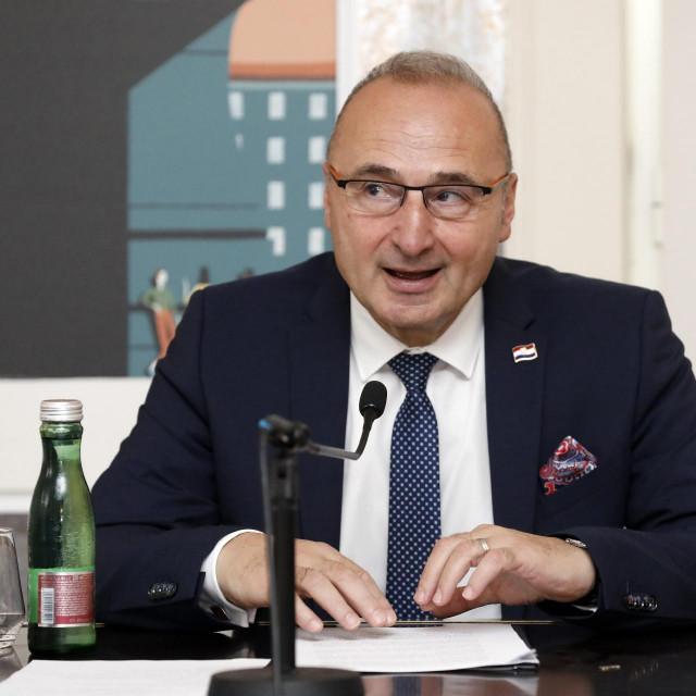 Gordan Grlić Radman<br />