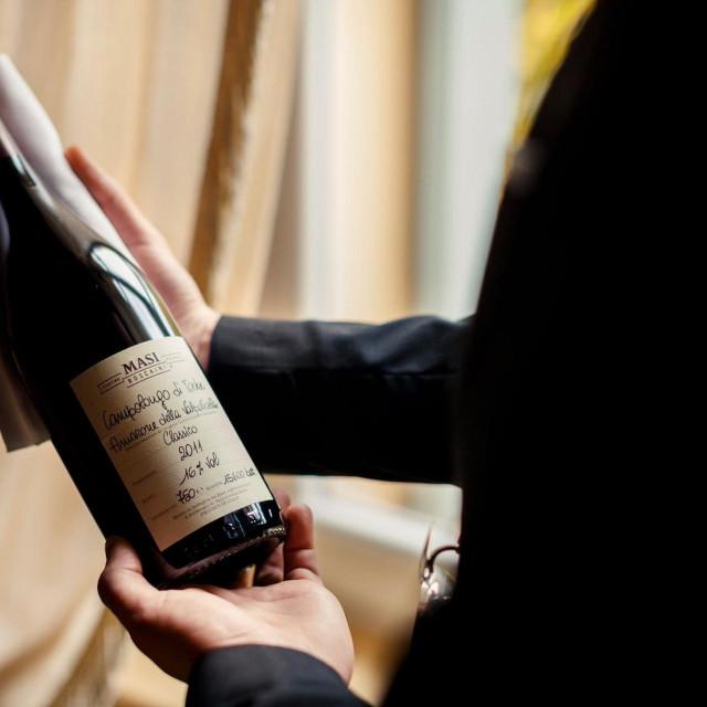 Službena stranica Masi vinarije