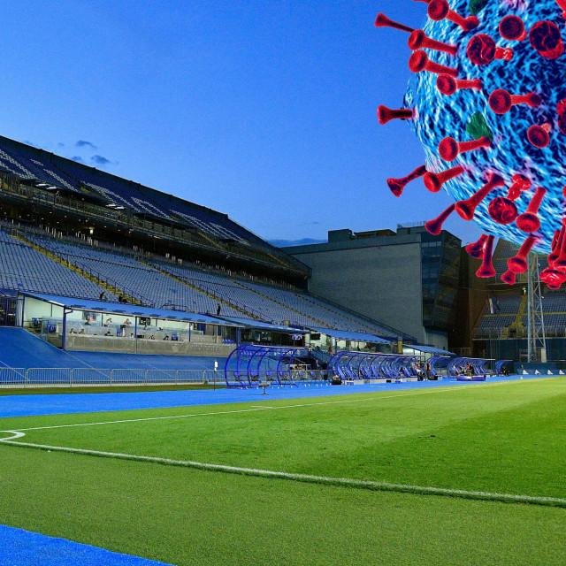 Dinamo korona ilustracija