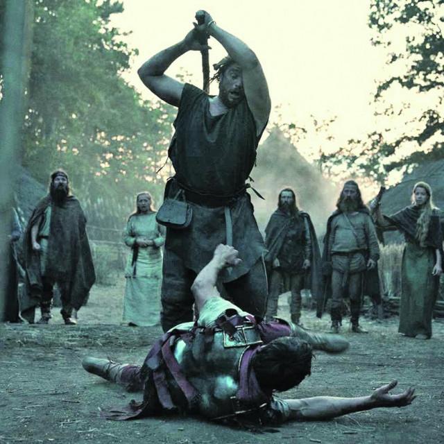 Netflixova serija 'Barbari'