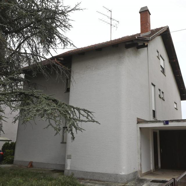 Kuća koju je dobila Zaklada HAZU
