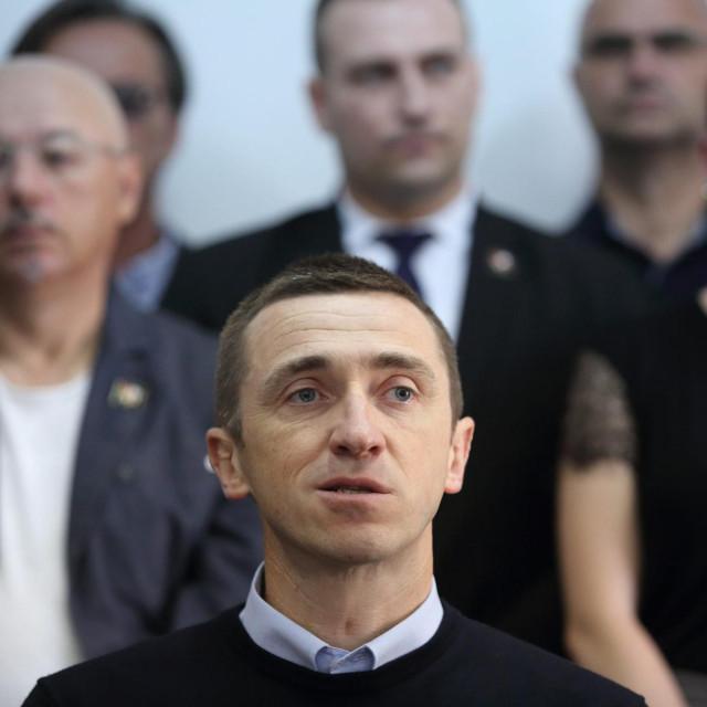 Gradonačelnik Vukovara Ivan Penava