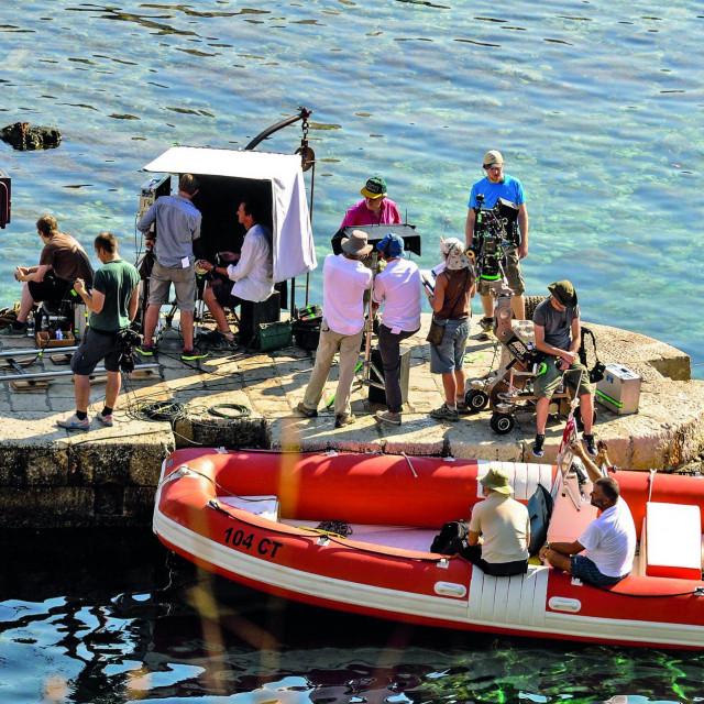 snimanje serije 'Igra prijestolja' u Dubrovniku