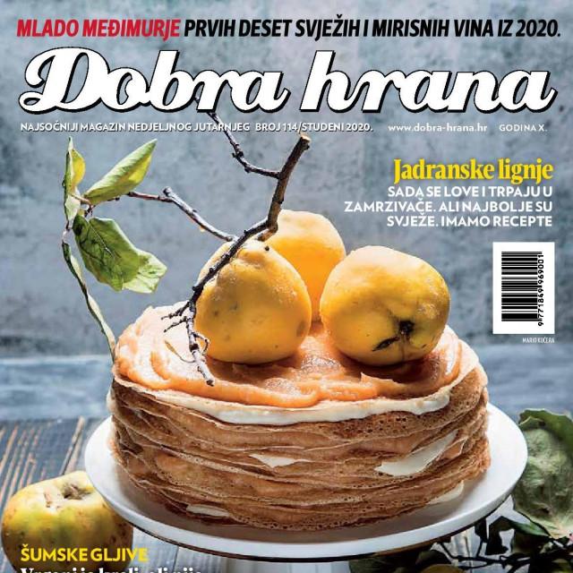 naslovnica dobre hrane