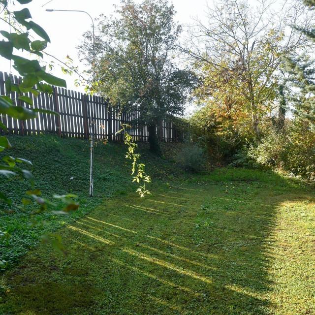 Dvorište u zapadnom dijelu Zagreba gdje je brat brata držao zatočenim