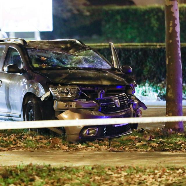 Nesreća u Vukovarskoj