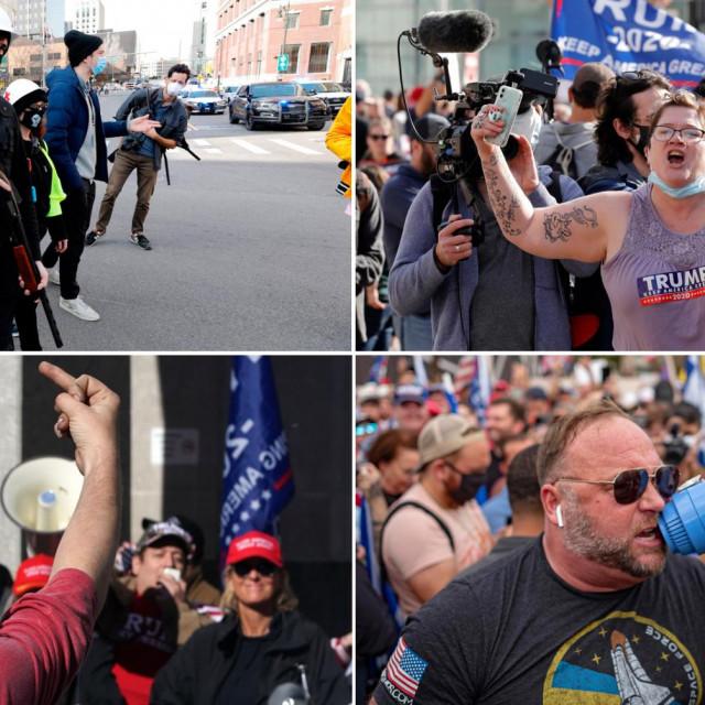 Prosvjedi u SAD-u