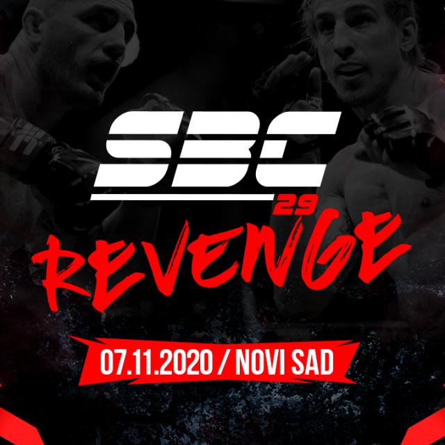 SBC 29 plakat