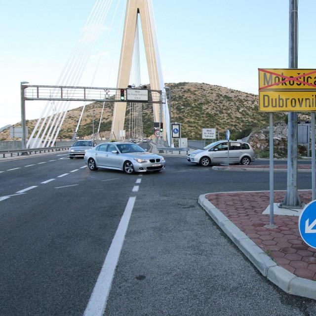 Mosta dr. Franje Tuđmana
