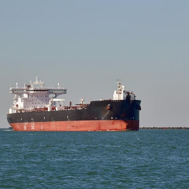 Tanker/ilustracija