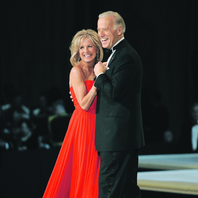 Jill iJoe Biden