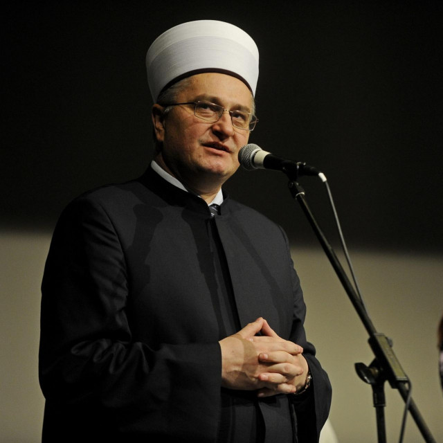Muftija Aziz ef. Hasanović<br />