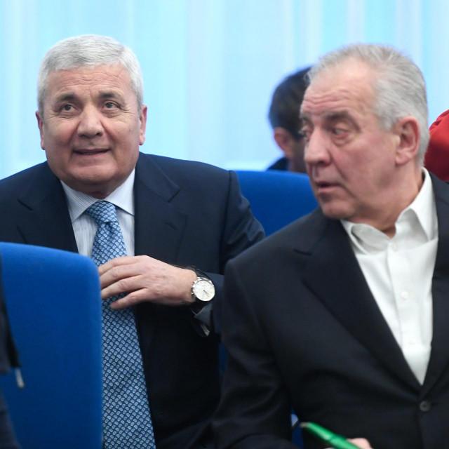 Mladen Barišić, Ivo Sanader