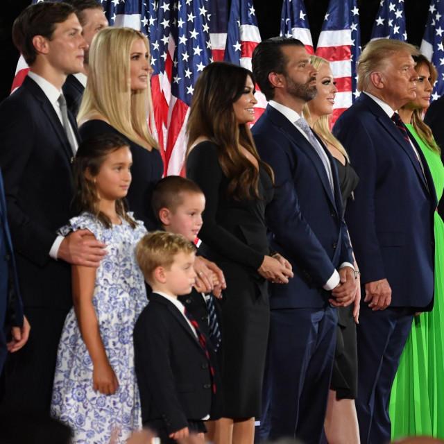 Obitelj Trump