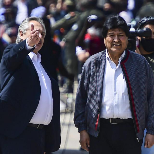 Evo Morales se vraća u Boliviju