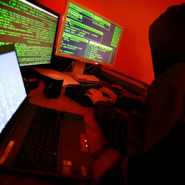 Cyber kriminalci