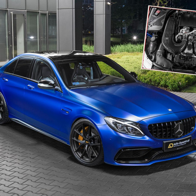 "Auto Dynamics Mercedes-AMG C63 S ""Charon"""