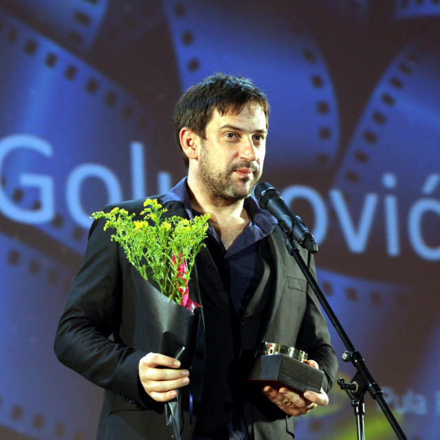 Goran Bogdan na 67. Filmskom festivalu u Puli