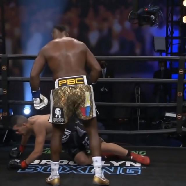 Ortiz vs. Flores sshot