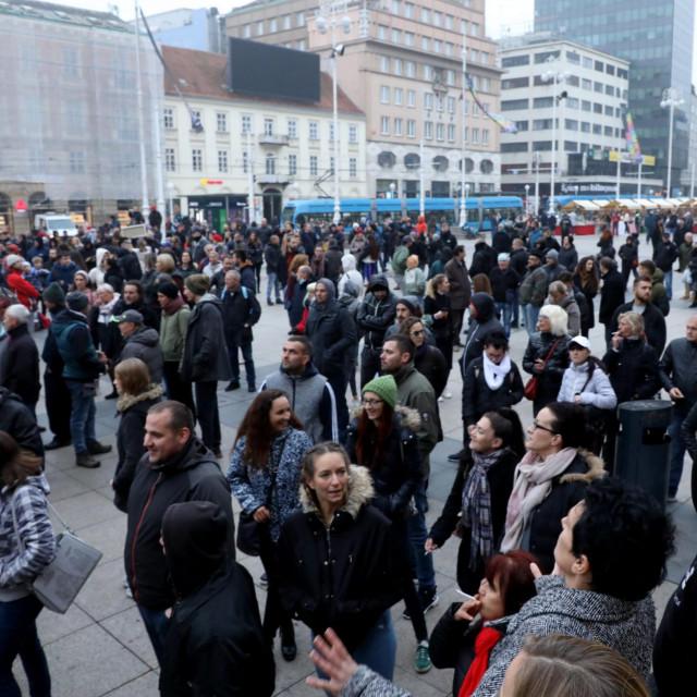 Prosvjed protiv mjera Nacionalnog stožera