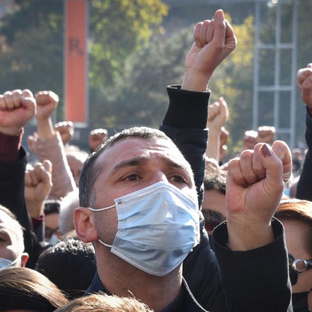 Prosvjed Armenaca