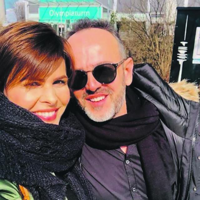Anica Kovač čuvenog frizera upoznala je kada je kao Miss Hrvatske u Splitu nosila modnu reviju