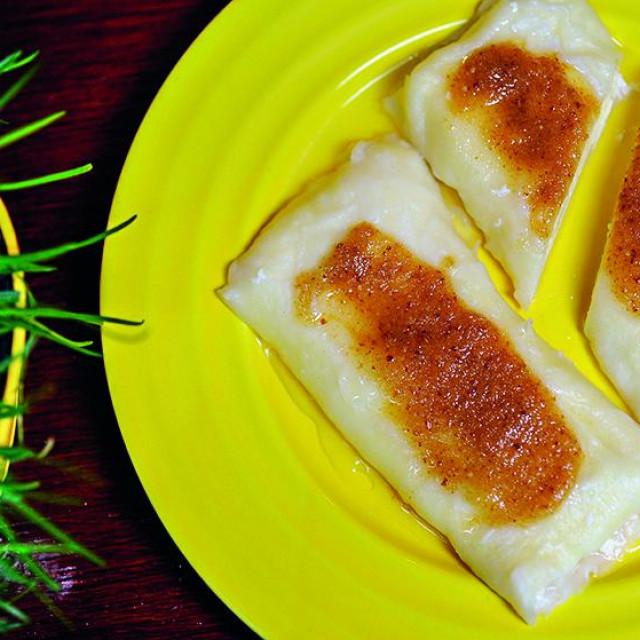 Kuhani štrukli sa sirom