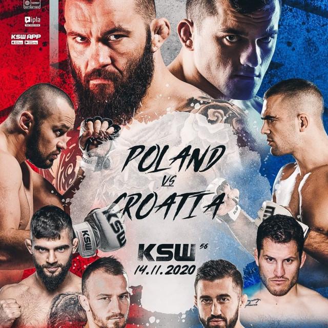 KSW Poljska Hrvatska