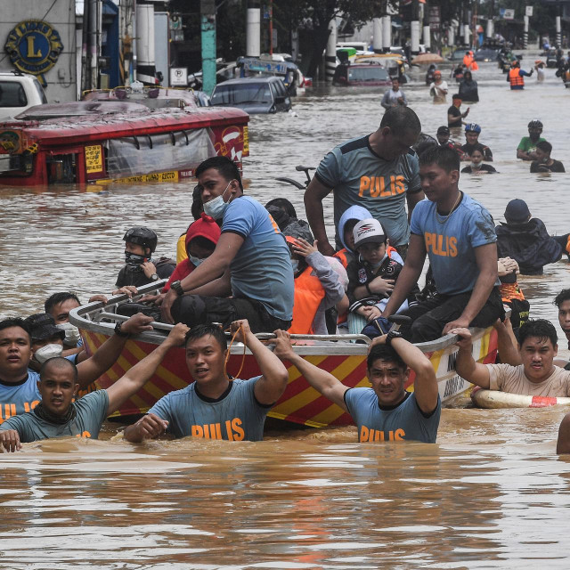 Tajfun Vamco na Filipinima
