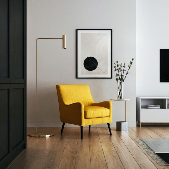 fotelja, dnevni boravak