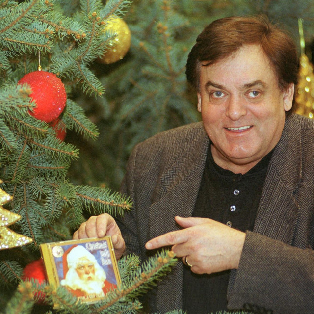 Krunoslav Kićo Slabinac s božićnim CD-om