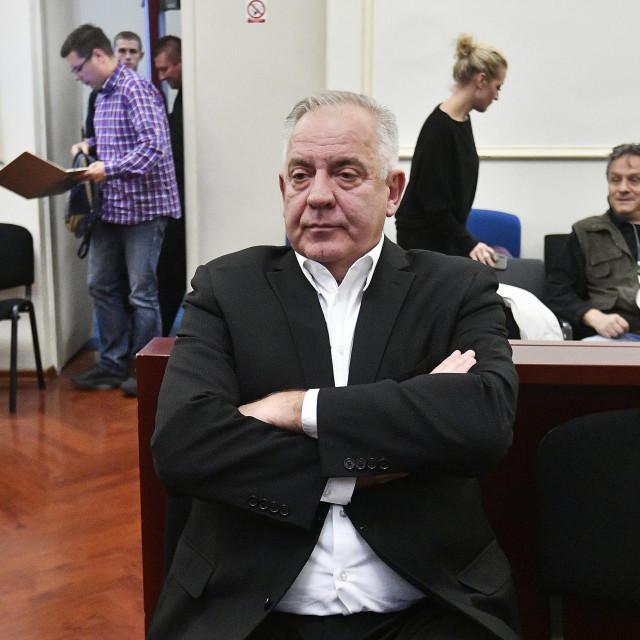 Ivo Sanader na suđenju / arhiva