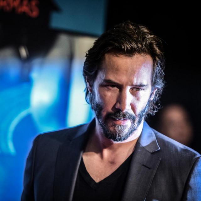 Zvijezda Matrixa Keanu Reeves
