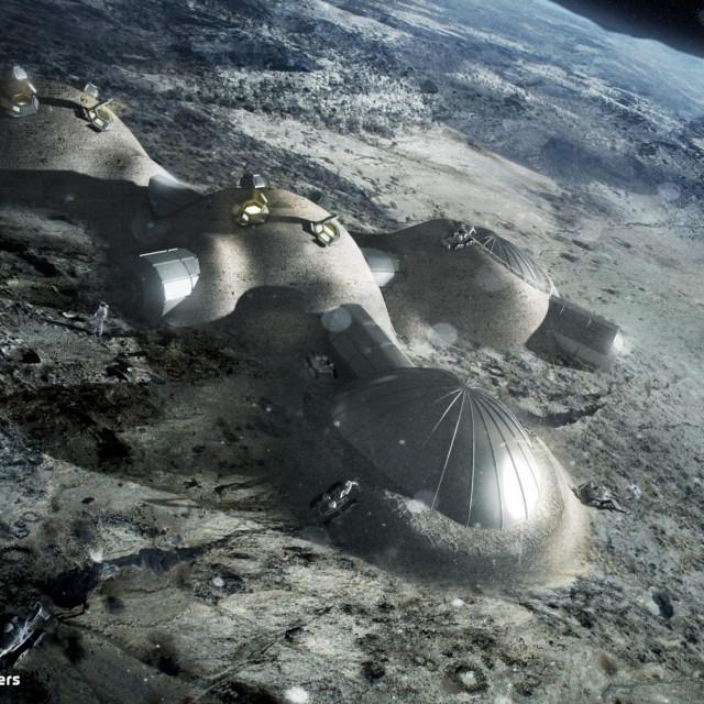Lunarna baza