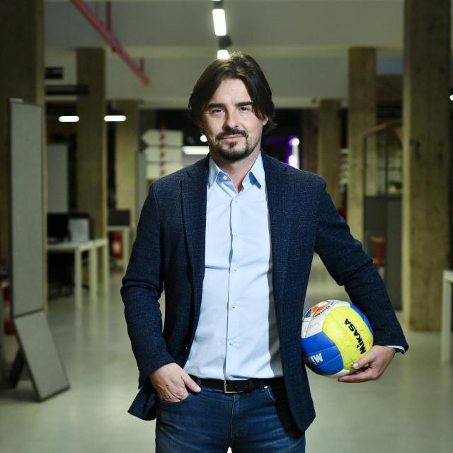 Poduzetnik i bivši nogometaš Ivan Ilečić