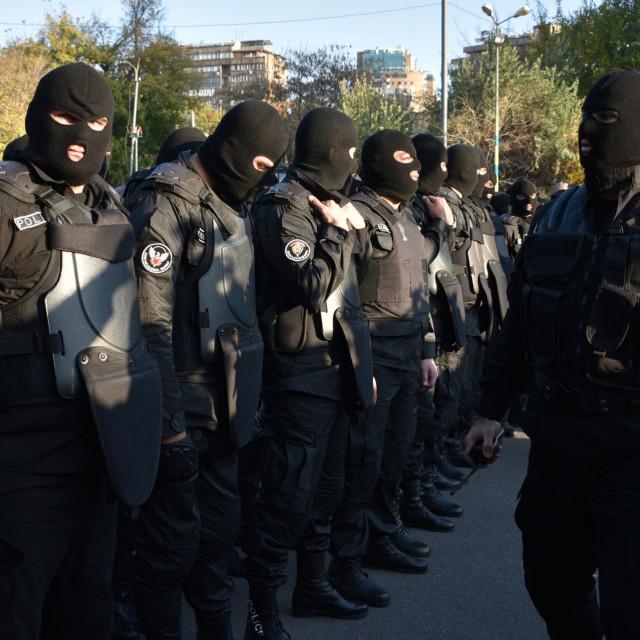 Specijalne postrojbe armenske policije